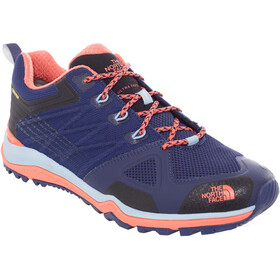 The North Face Ultra Fastpack 2 GTX Schoenen Dames, patriot blue/radiant orange